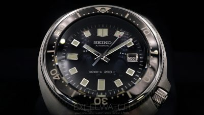 Excel watch thailand [LE] SEIKO Prospex รุ่นพญาเต่า SLA033/SBDC031 Recreation#4 Apocalypse Baselworld2019